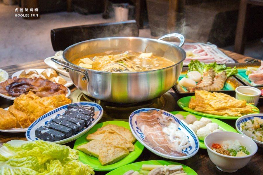 賽門汕頭火鍋 文衡店(鳳山美食)鍋物聚餐新選擇,傳承老手藝的超澎湃香酥魚頭沙茶鍋