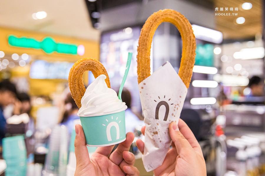 Street Churros 吉拿圈(高雄)韓國排隊甜點,漢神巨蛋美食街也吃得到