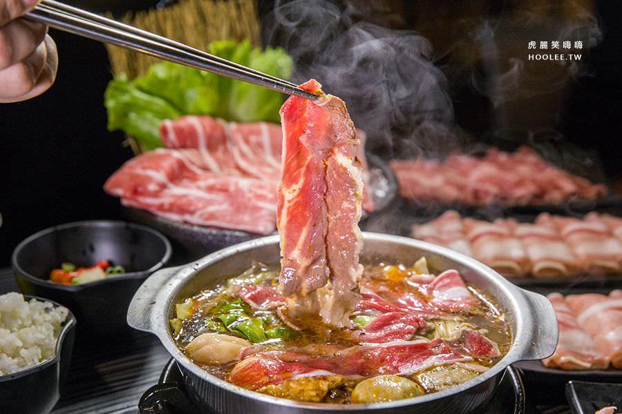 五鮮級平價鍋物 鼓山大順店(高雄)個人麻辣小火鍋,海陸雙吃!聚餐白飯無限續