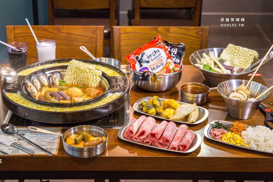 兩餐(高雄)韓國年糕火鍋吃到飽,聚餐必訪!超銷魂起司與韓式炒飯