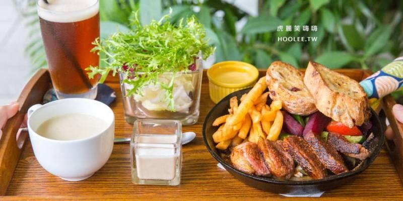 柒五參咖啡館(高雄)主廚特製乾煎櫻桃鴨胸,早午餐推薦!必吃大伯母海鮮燉飯