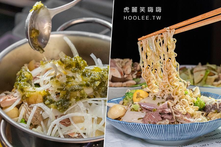 鮮鹽堂 瑞豐裕誠店(高雄)4種醬料鹽水雞!推薦人氣傳統油蔥口味,必點科學麵和醬燒嫩雞腿