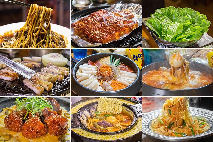高雄韓式料理推薦(懶人包)超過20間餐廳名單!韓式烤肉.泡菜鍋.年糕鍋.炸雞.炒碼麵