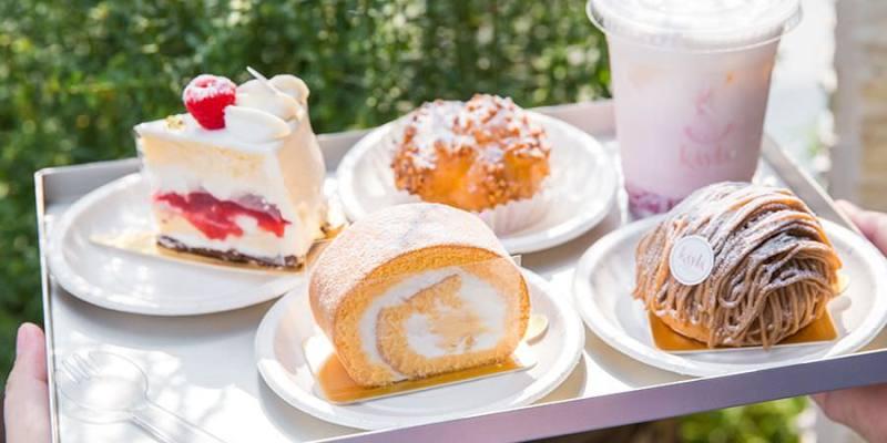 Kayla凱拉洋菓子專賣店(高雄)少女系粉嫩甜點,午茶推薦!獨家特製蛋糕餅乾