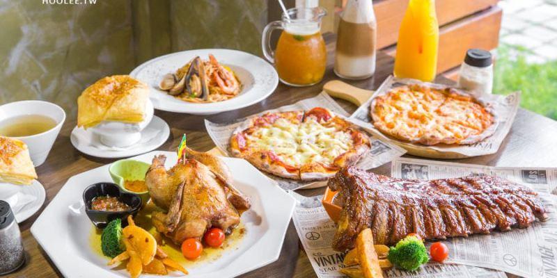 喬義思窯烤手作廚房(高雄)超級豪華分享餐,聚餐激推!披薩烤全雞瘋狂大滿足