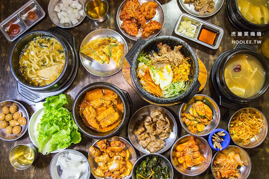 槿韓食堂(高雄)30種韓式料理吃到飽!9款小菜免費續,飲料冰淇淋無限量供應