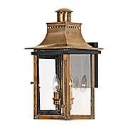 colonial outdoor lighting fixtures