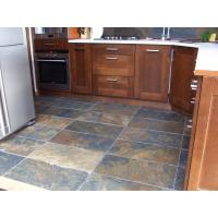 China Multicolor Slate Kitchen Floor Tiles Rusty Slate Backsplash     China Multicolor Slate Kitchen Floor Tiles Rusty Slate Backsplash Rust  Slate Garden Pavers   bss naturalstone com images