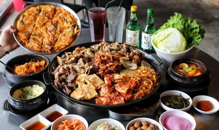 【台北信義區】Honey Pig有桌邊服務~小菜吃到飽~更還有宵夜場時段 聚餐是個很好的選擇