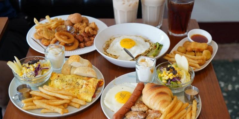 【苗栗頭份】初飽ChuBao。早午餐。餐點選擇多、用餐環境舒適。寵物友善早午餐店