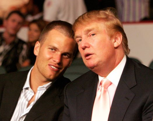 "<span class='image-component__caption' itemprop=""caption"">On Wednesday, New England Patriots quarterback Tom Brady publicly endorsed GOP candidate Donald Trump.</span>"