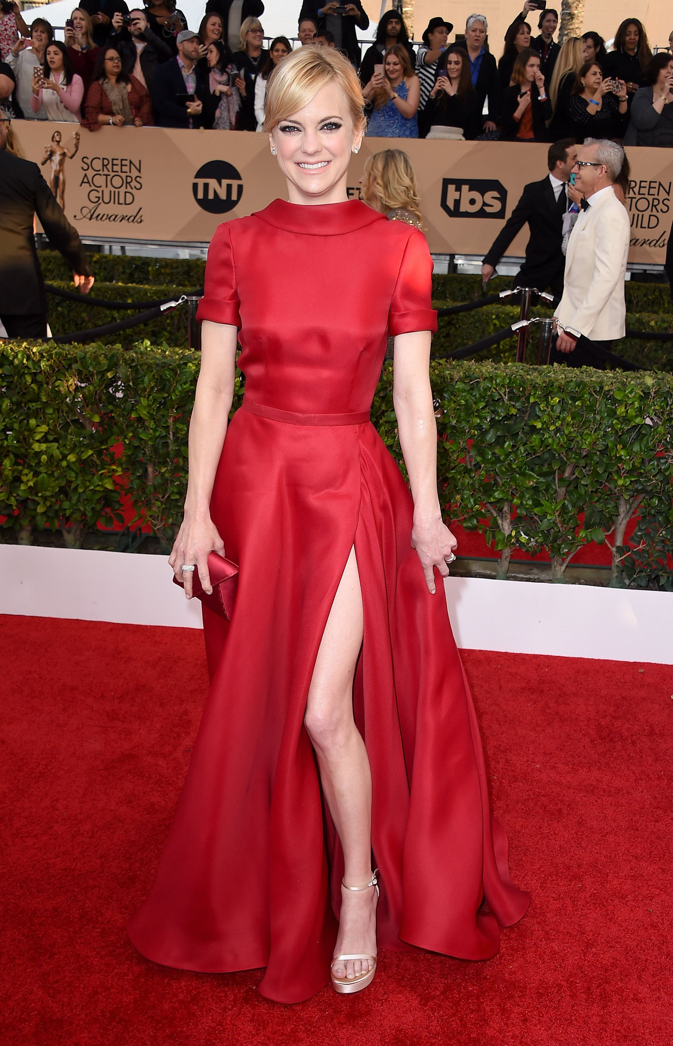The SAG Awards Red Carpet 2016 Check Out All The Stunning