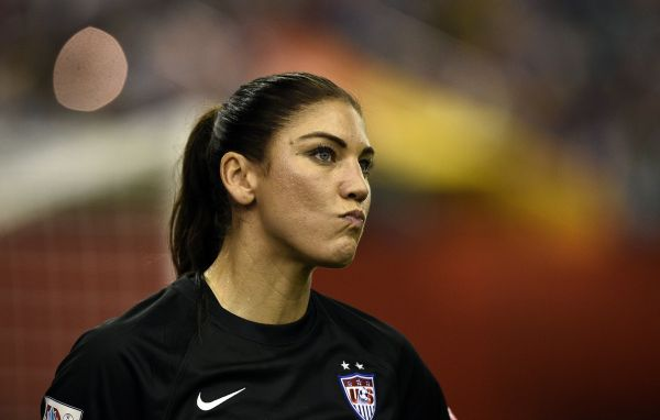 Hope Solo Will Face Domestic Violence Charges From 2014 ...