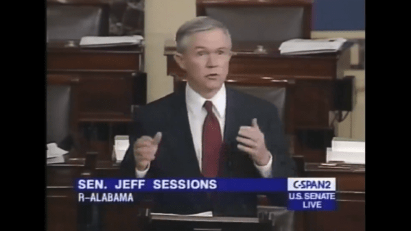 Jeff Sessions Slammed Law Protecting Disabled ...