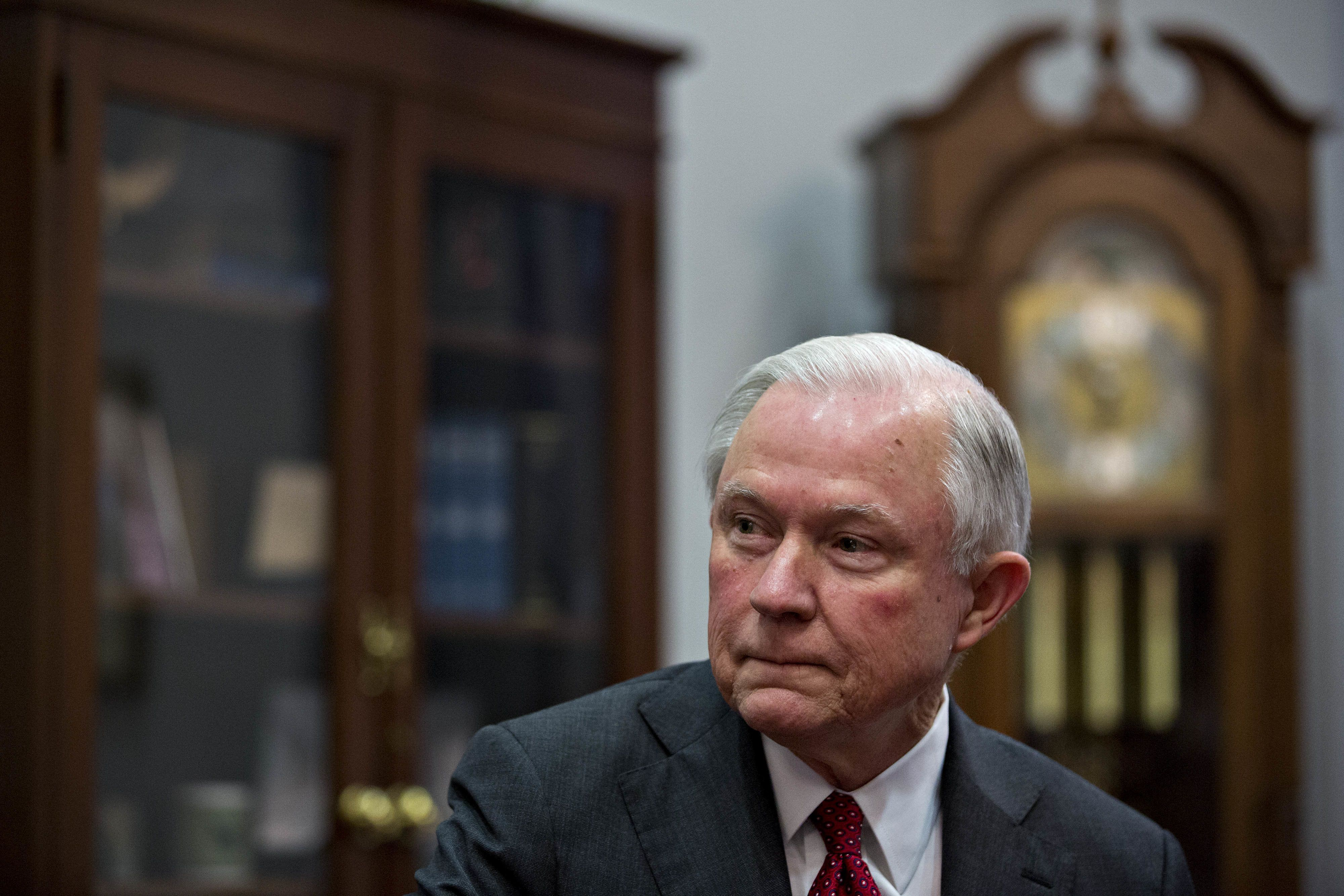 More Than 1,300 Law Professors Oppose Jeff Sessions For AG ...