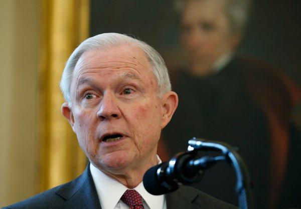 Jeff Sessions Reverses Obama-Era Policy That Curtailed DOJ ...