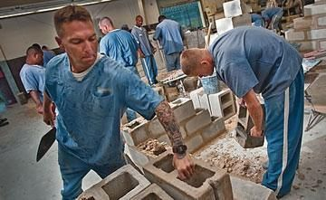 Nearly Half Of Prisoners Lack Access To Vocational