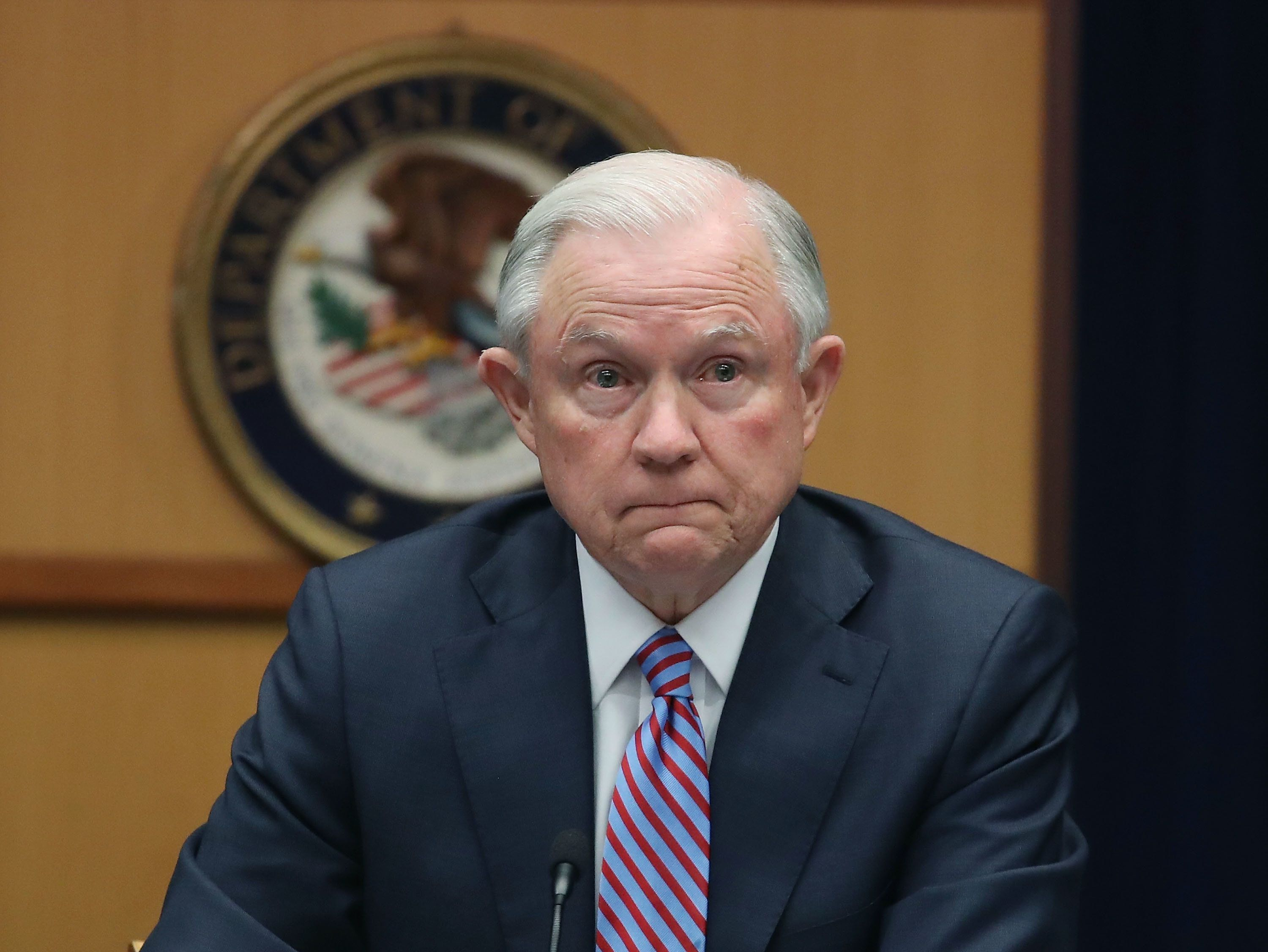 Congress Gives Jeff Sessions $0 To Go After Medical ...