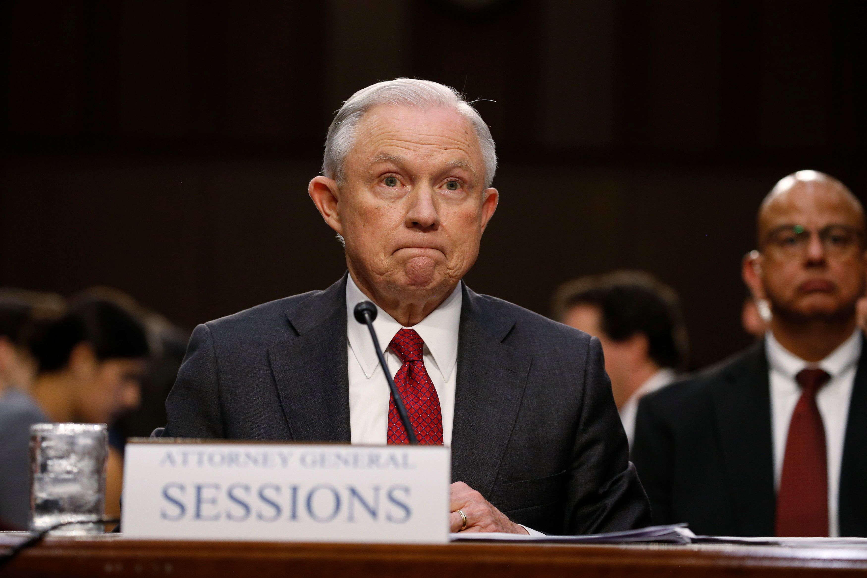 Jeff Sessions And The Trump Team Really Don't Want To Say ...
