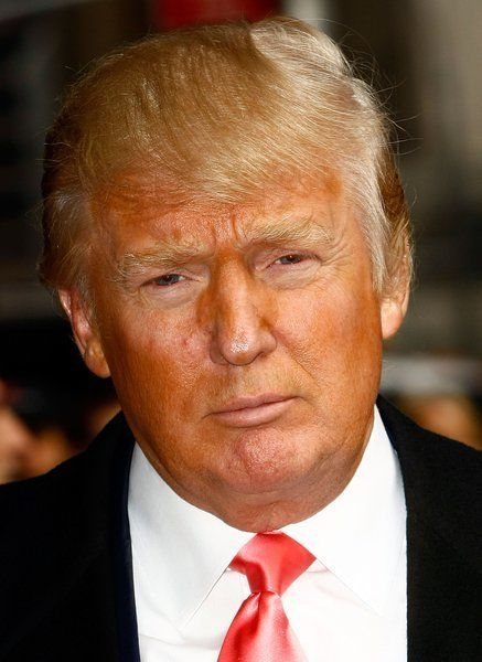 Quiz Donald Trump Or Other Orange Things That Look Like