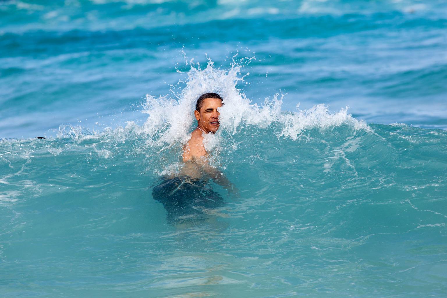 Resultado de imagem para images obama vacation hawaii