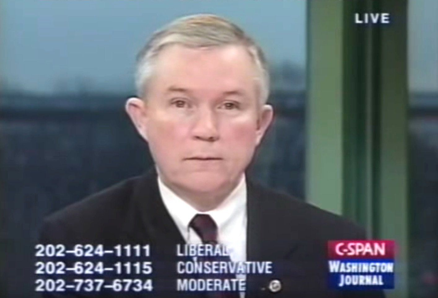What Jeff Sessions Said About Perjury During The Clinton ...