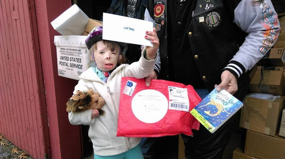 Image for Christmas Cards, Presents Pour In For Girl Whose Family Was Killed