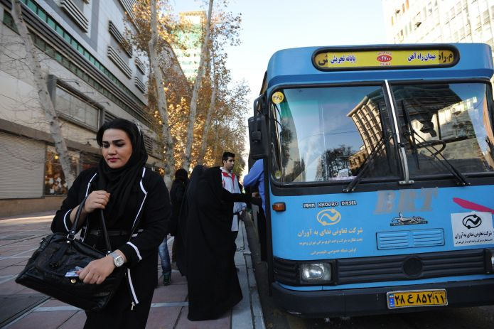 Everyday Iranians Weigh In On Nuclear Deal Everyday Iranians Weigh In On Nuclear Deal 55ce5d811d00006e00144e0b