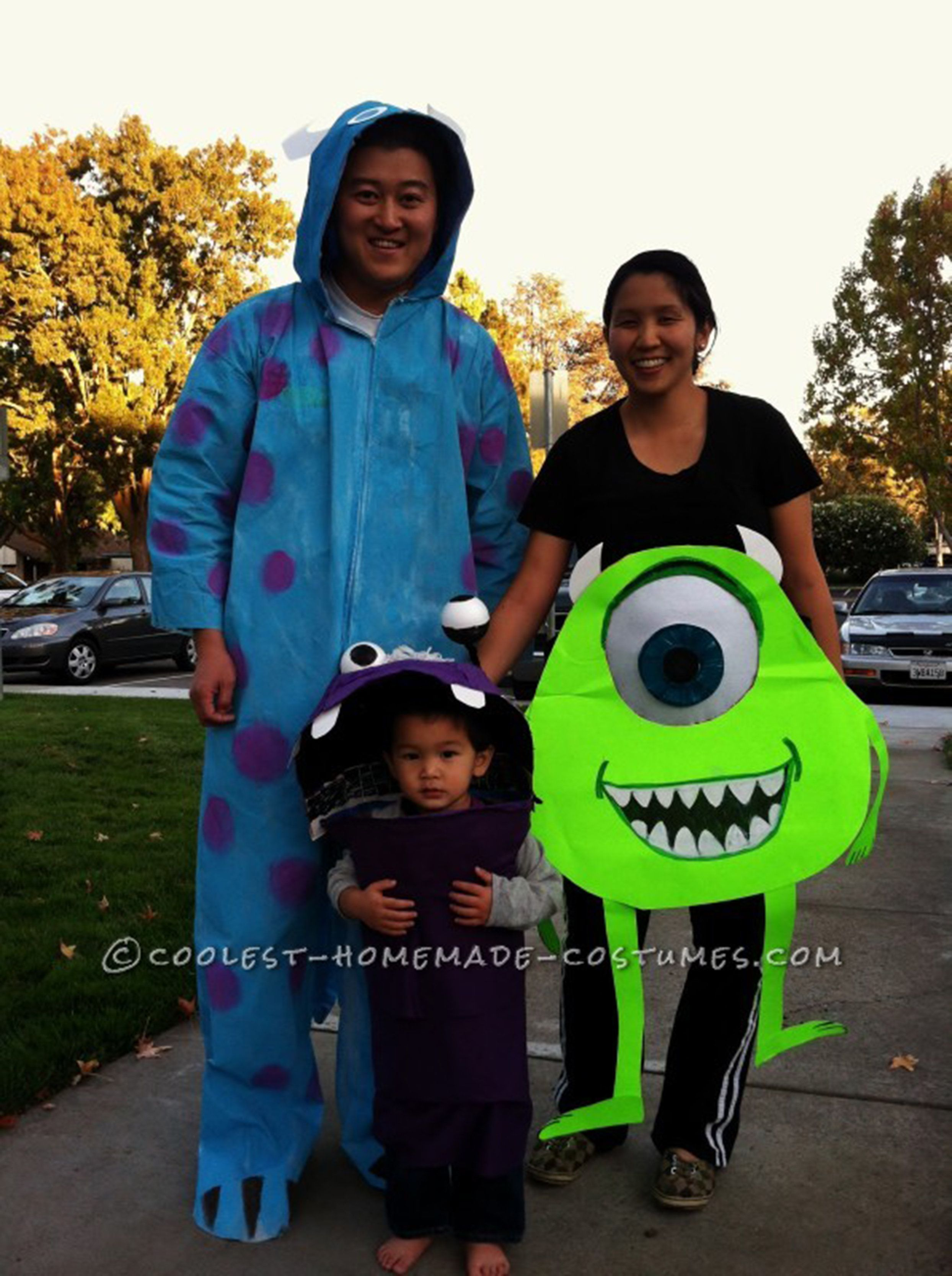 celia monsters inc halloween costume
