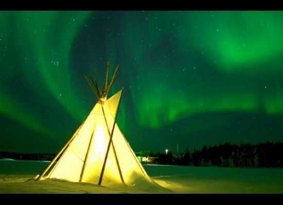 Best Place Watch Northern Lights Canada