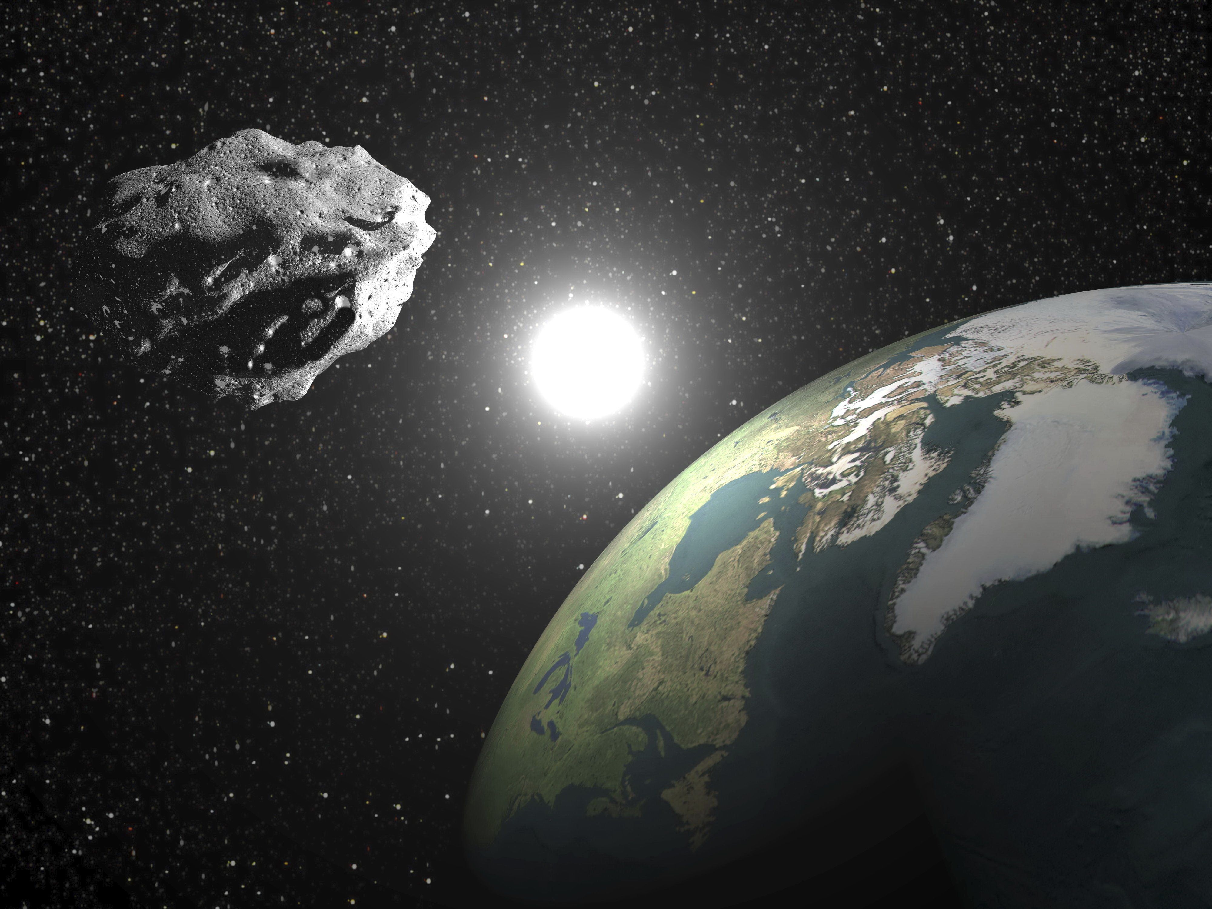 Asteroids HuffPost