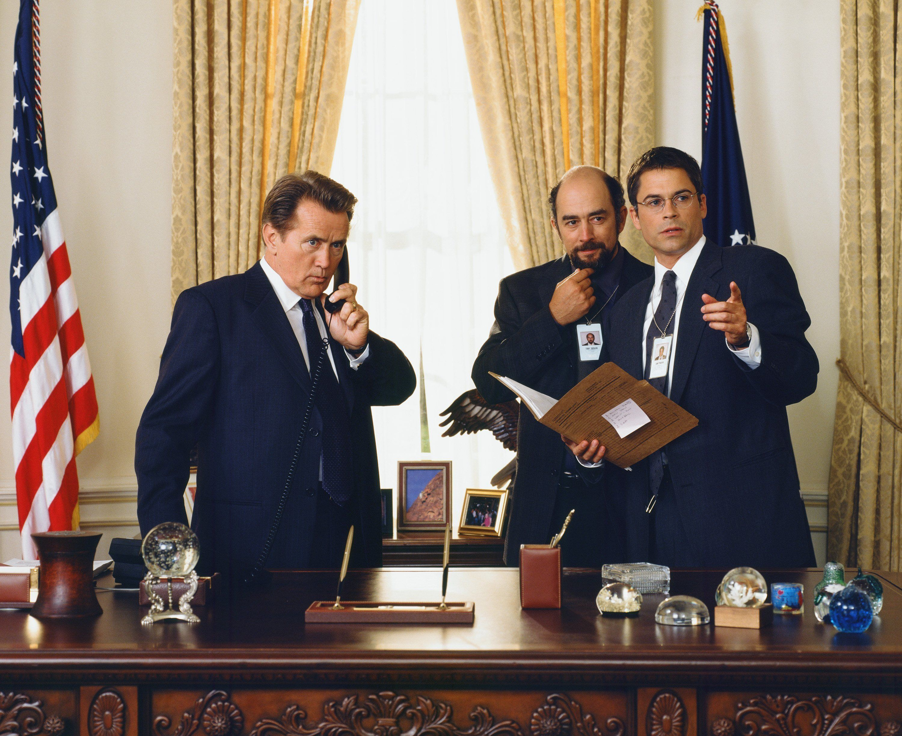 Here's How Jed Bartlet's Administration Vetted Refugees On ...