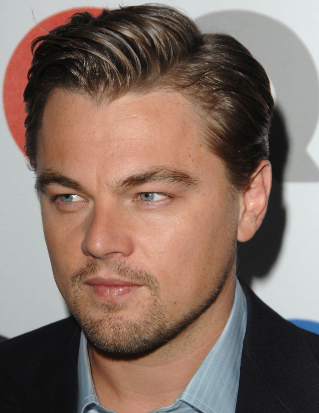 here's why leonardo dicaprio has never had a bad hair day