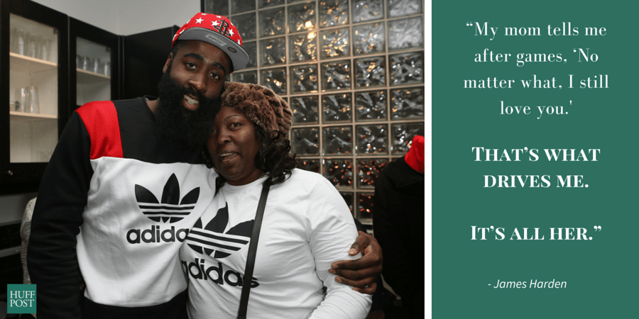 7 NBA Superstars On How Much Their Moms Mean To Them ...