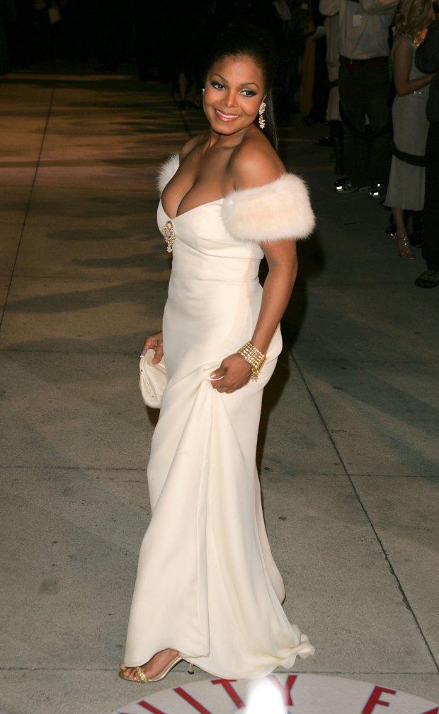 At the Vanity Fair Oscar Party in West Hollywood, California.
