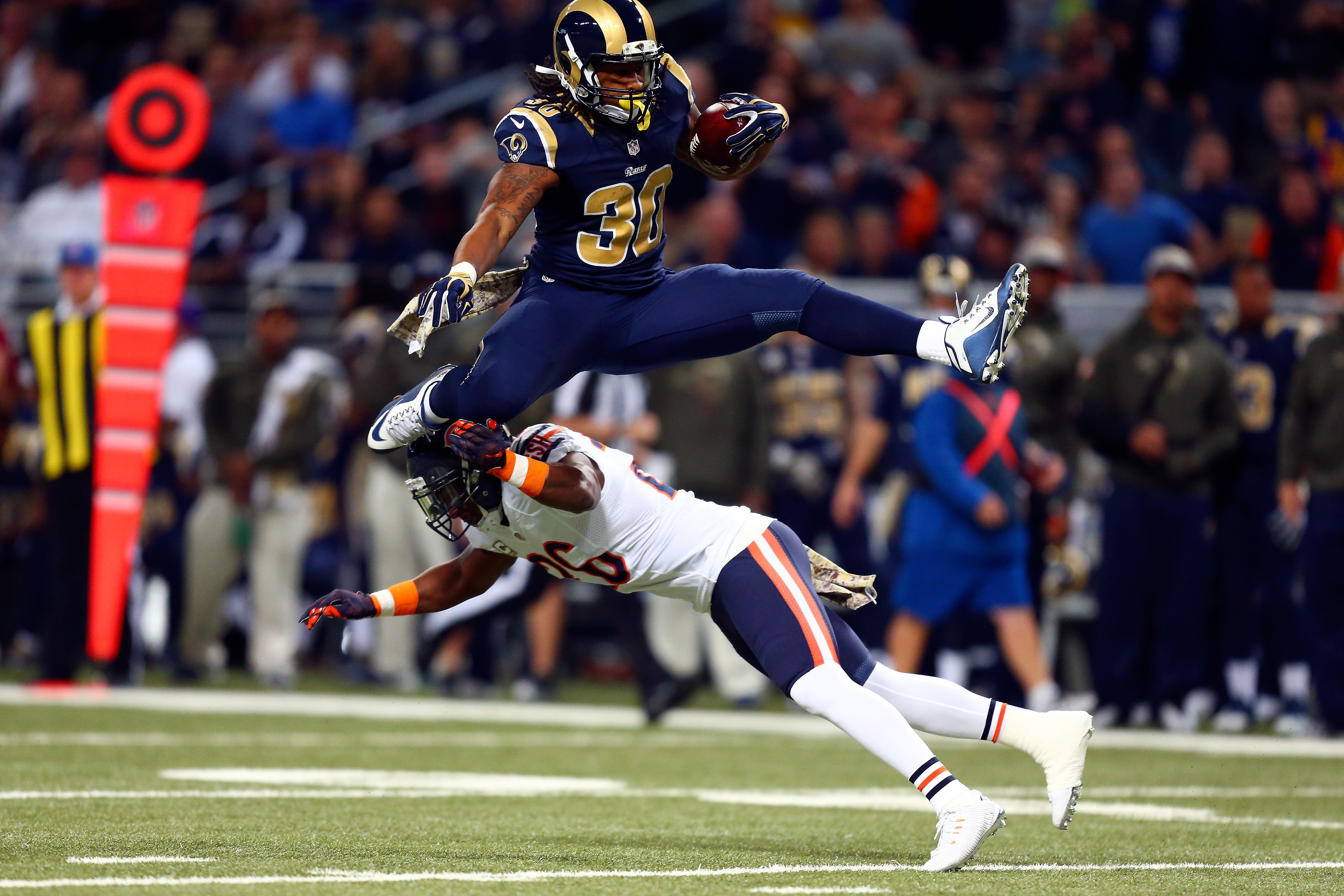 Todd Gurley Talks His Health, Player Safety And Kobe ...