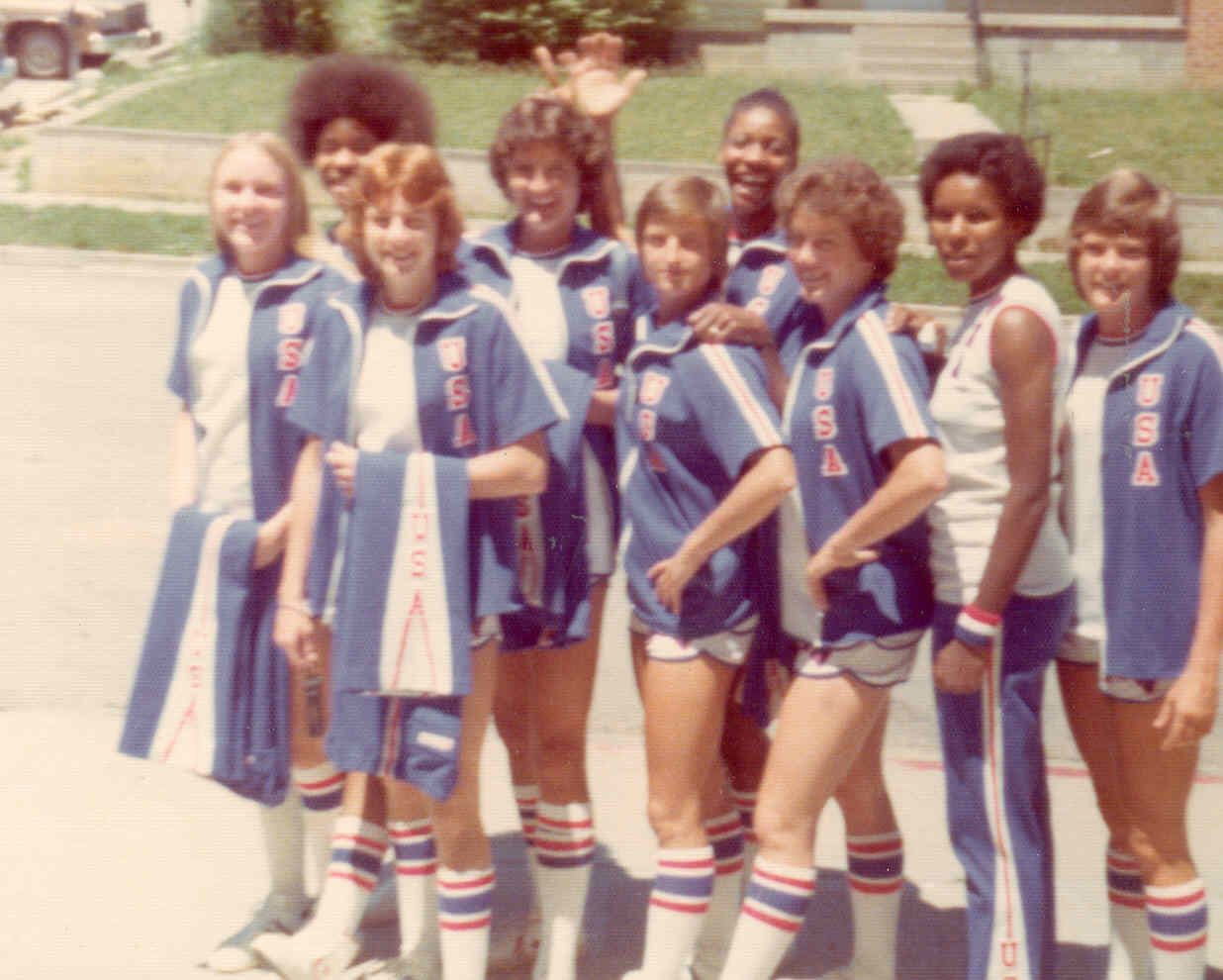An Oral History Of The First U.S. Olympic Women's ...