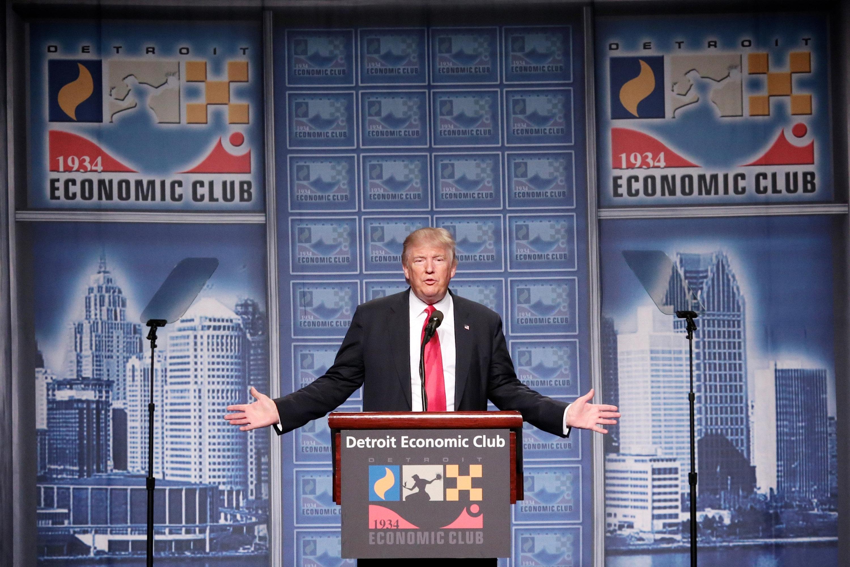 Endorsing Candidate President