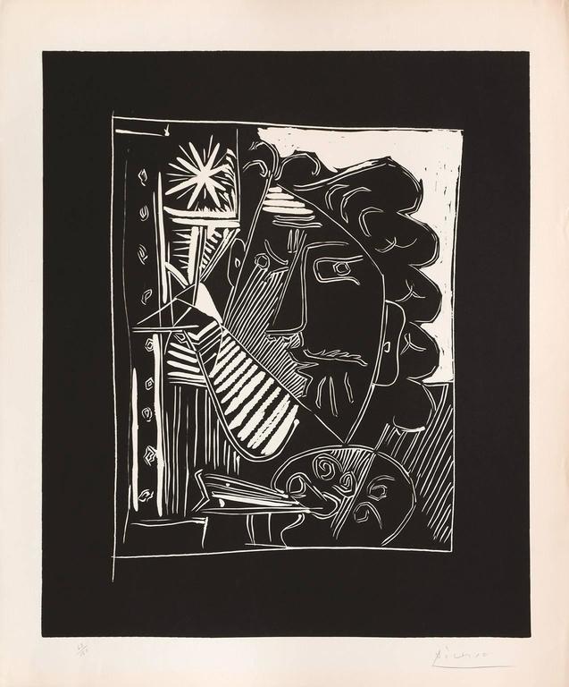 $28,463.16Linotype <em>signed by Pablo Picasso</em>