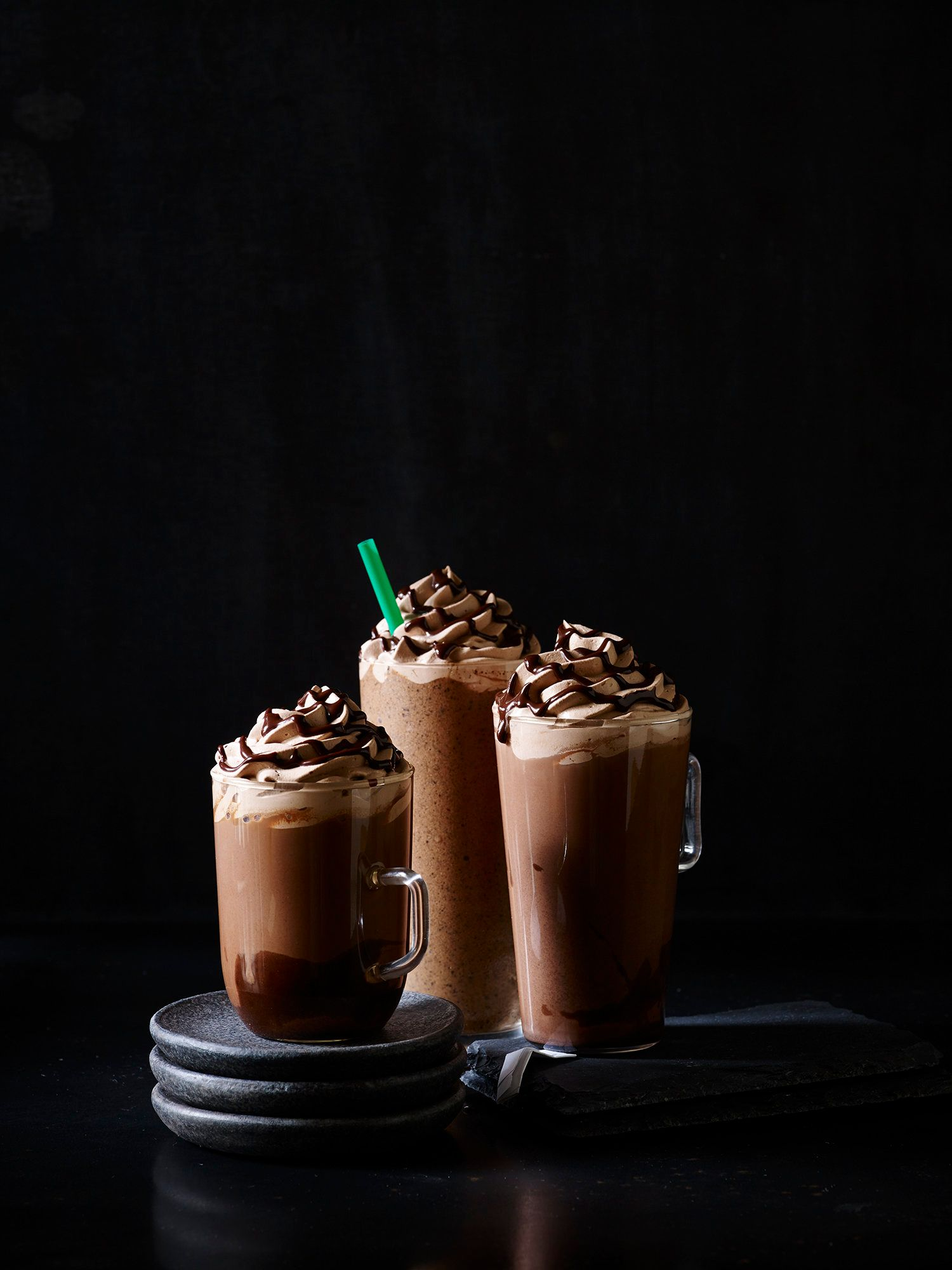 Starbucks Molten Chocolate Drinks Are Back In Time For