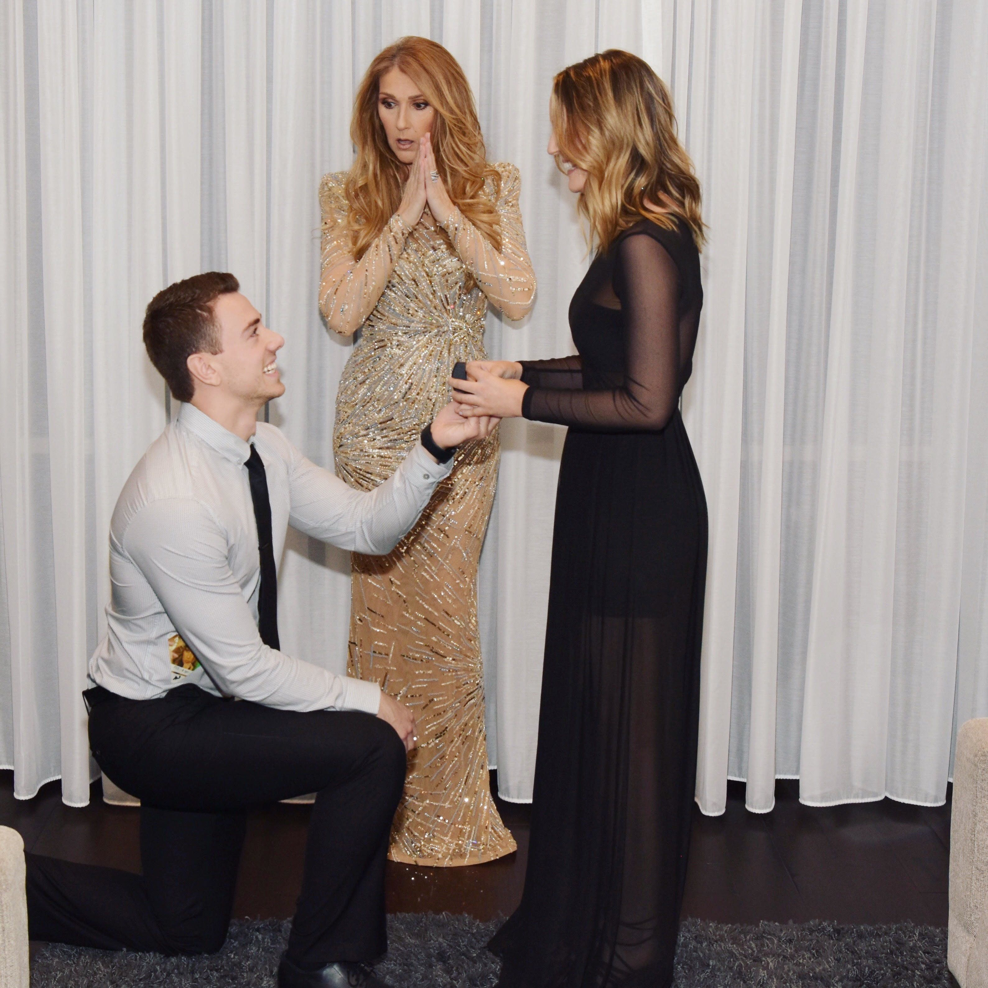 Celine Dion Had The Best Reaction To One Of Her Fans