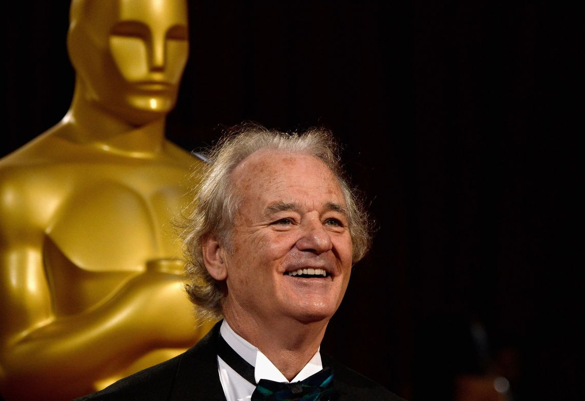 At the Academy Awards in 2003, Bill Murray had been nominated for the Best Actor award for his part in 'Lost In Translation'. The story goes that he'd arrived at the ceremony so certain he'd be taking home the Oscar that when Sean Penn was announced as the winner, a stony-faced Bill Murray didn't even applaud. Ouch. He hasn't been nominated for an Academy Award since, which we're sure is just coincidence...