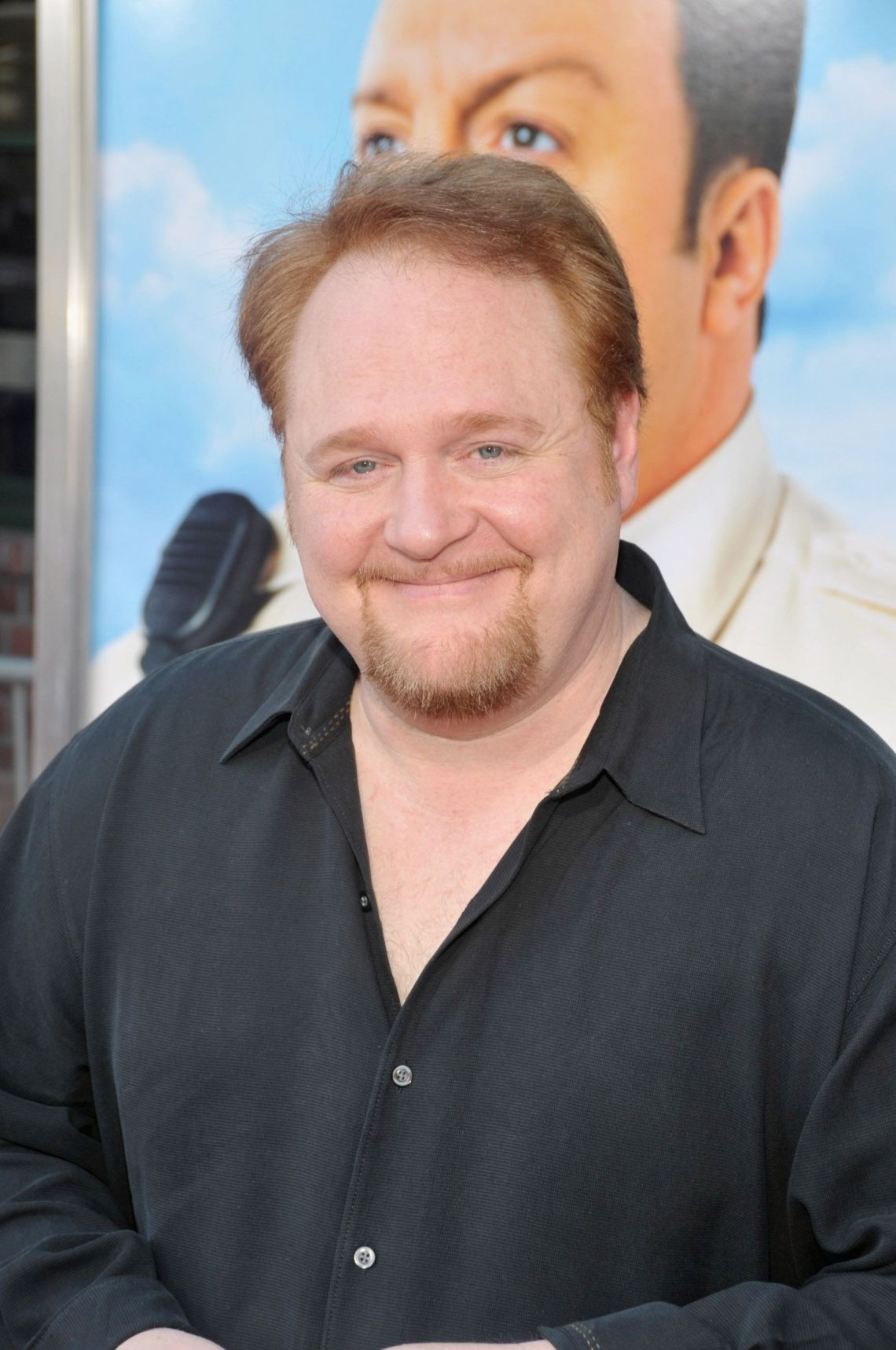 While he was never actually shown on screen, this is Nick Bakay, the actor who provided the voice for Salem throughout the series.He now acts as a producer and writer, working on the sitcom 'Mom', where he also voices theself-help radio announcer. He also-co-wrote film 'Paul Blart: Mall Cop' and its sequel.