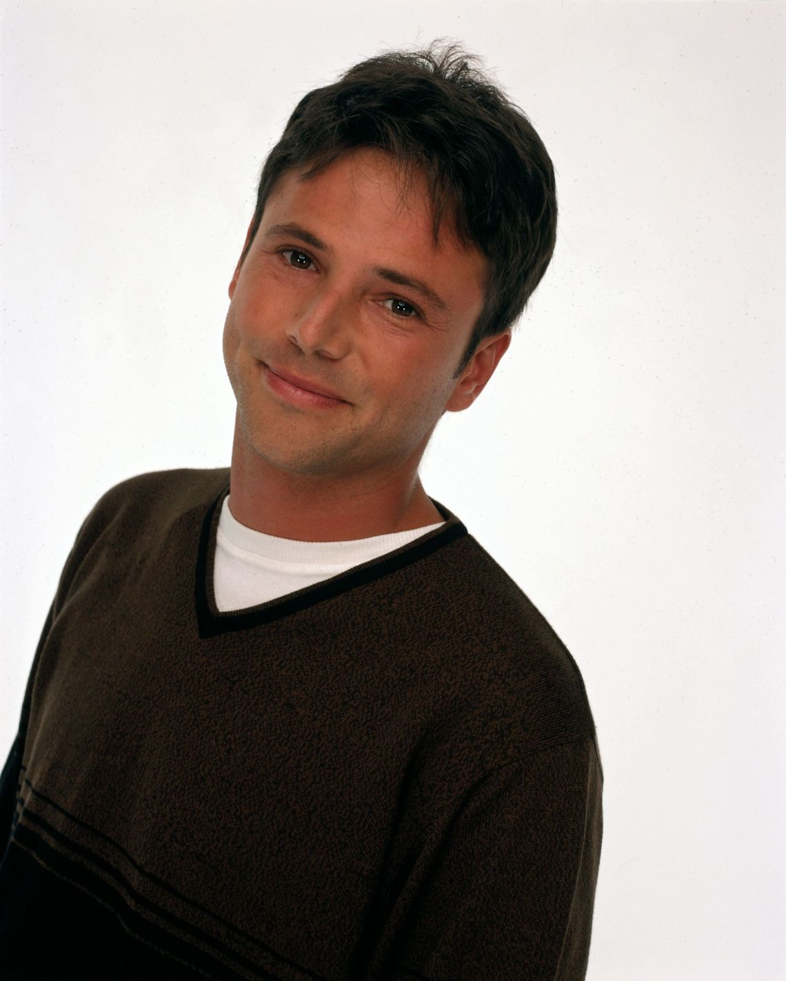 David debuted as Josh in the fourth season, running the coffee shop where Sabrina got a job. Harvey was jealous of their friendship, and the pair later dated in the sixth season.