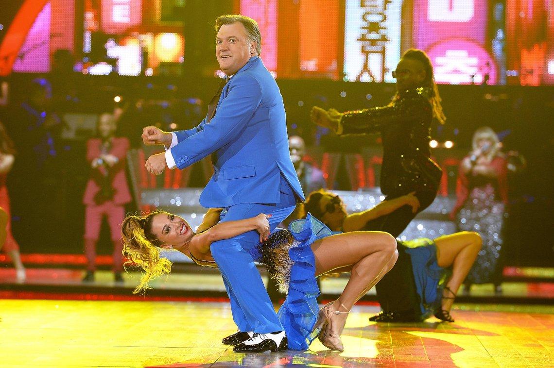 Ed Balls On How 'Strictly' Partner Katya Jones Puts Him In Mind Of Gordon Brown