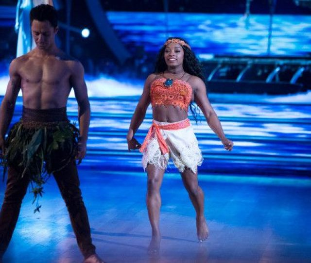 On Simone Biles Dancing With The Stars And What It Really Means