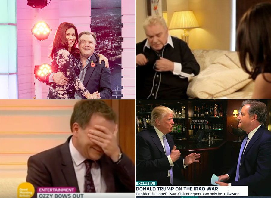 'Good Morning Britain': The Highs And Lows Of ITV's ...