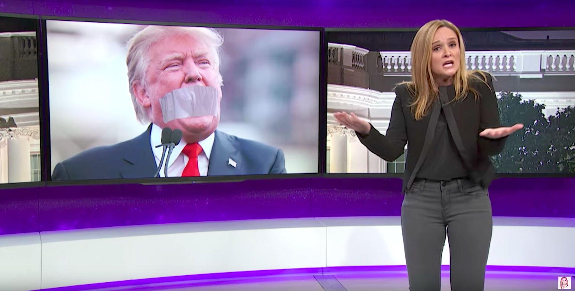 Samantha Bee Reveals The 'Real' Reason Why Donald Trump ...