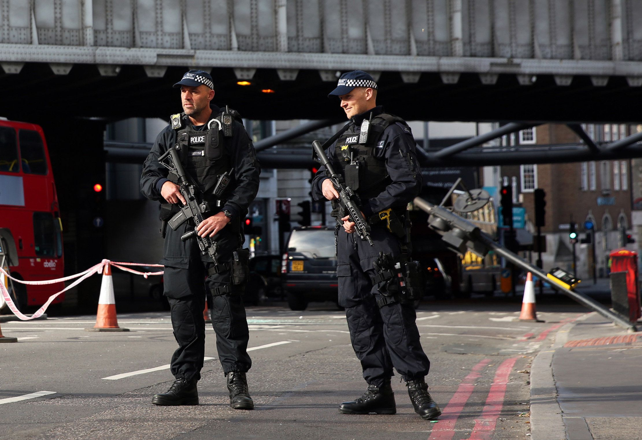 London Bridge Terror Attack: British Policing 'Arrogant ...