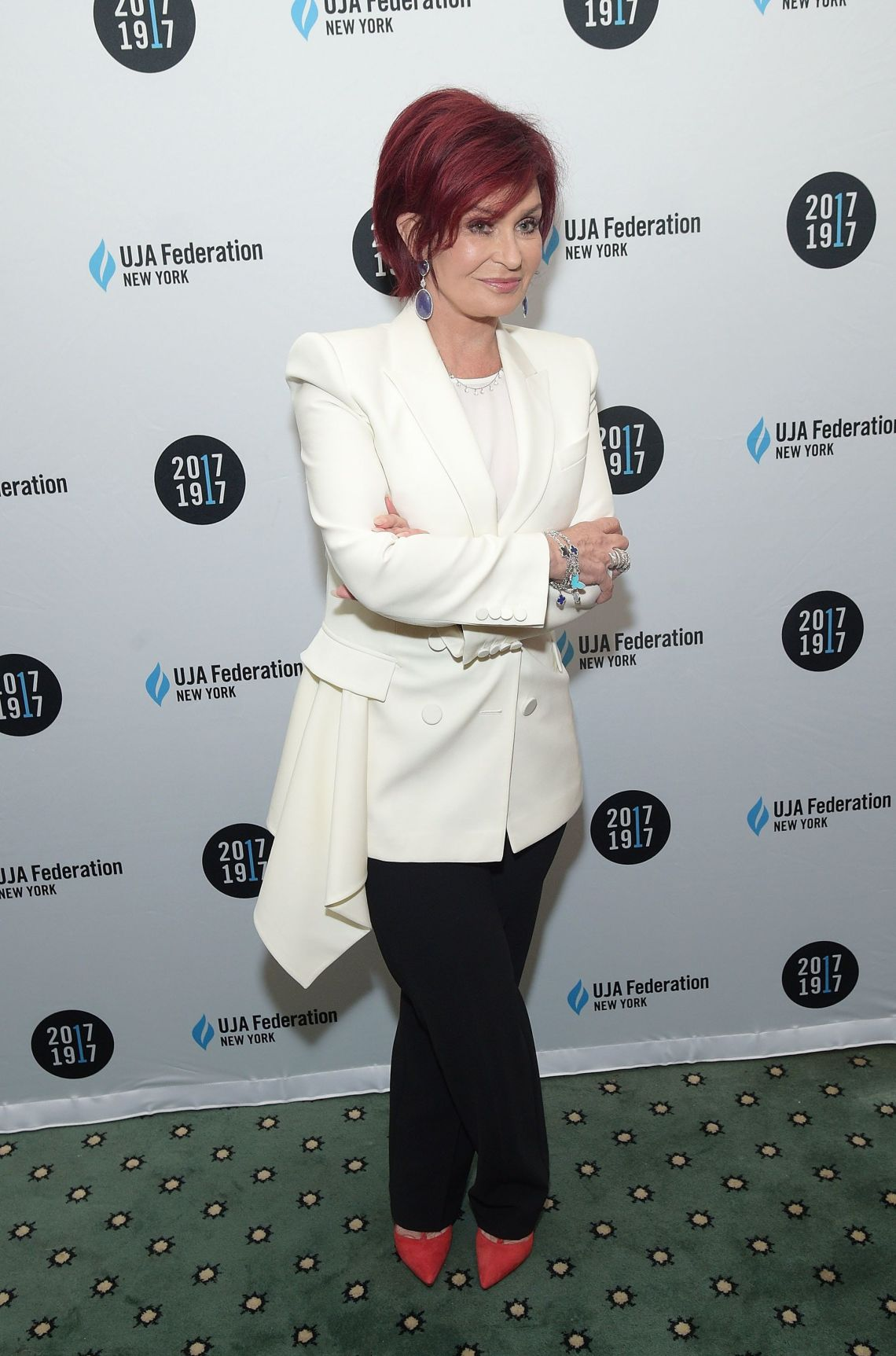 Sharon Osbourne Reveals How She Ruined Her Niece's Hen Party With Stripper Stunt